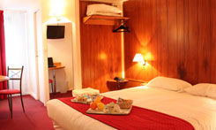 Double room at Inter-hotel Ambacia